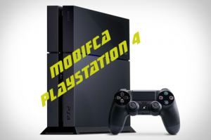 Modifica PS4