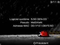 GUIDA Aggiornare PSP alla CFW 5.50GEN-D3