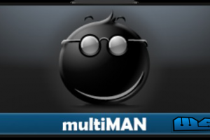 GUIDA Multiman PS3 per CFW 4.60
