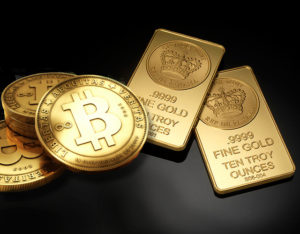 Bitcoin più stabili dell'oro