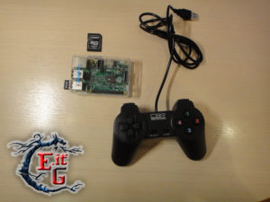 Raspberry PI emulatore con Retropie
