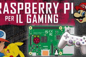 Raspberry PI emulatore per Gaming: meglio del Nintendo Classics!