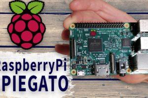 Cos'è Raspberry Pi 3