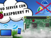 Cloud Server (NAS) con Raspberry Pi