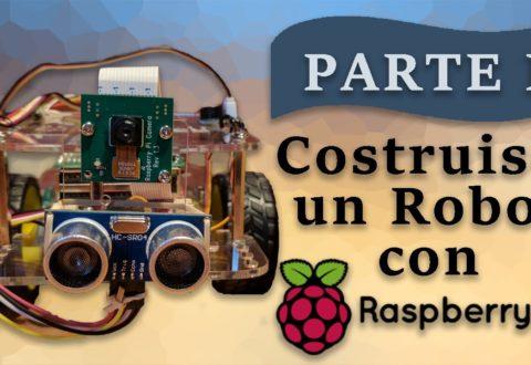 Costruire Robot con Raspberry Pi [GoPiGo]