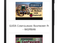 APP Raspbery Pi Progetti